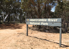 4WD Tours Abercrombie River National Park
